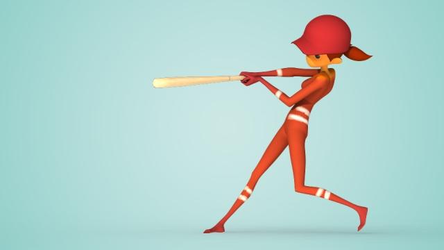 Swing, batter batter, swing!