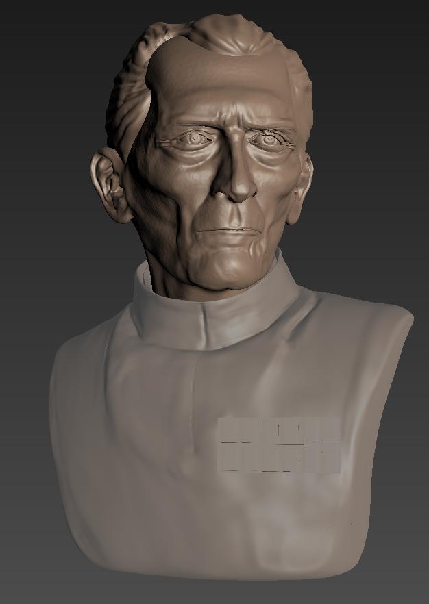Final Cushing Sculpt